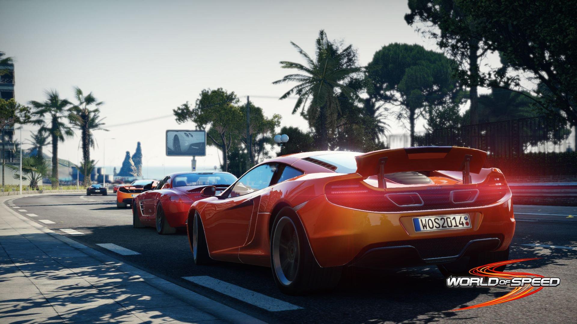 Новые скриншоты World of Speed - Изображение 2