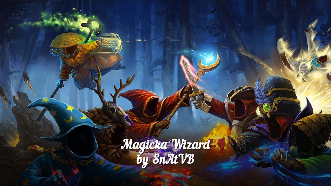Magika Wizard, или новая достойная PvP игра? - Изображение 2