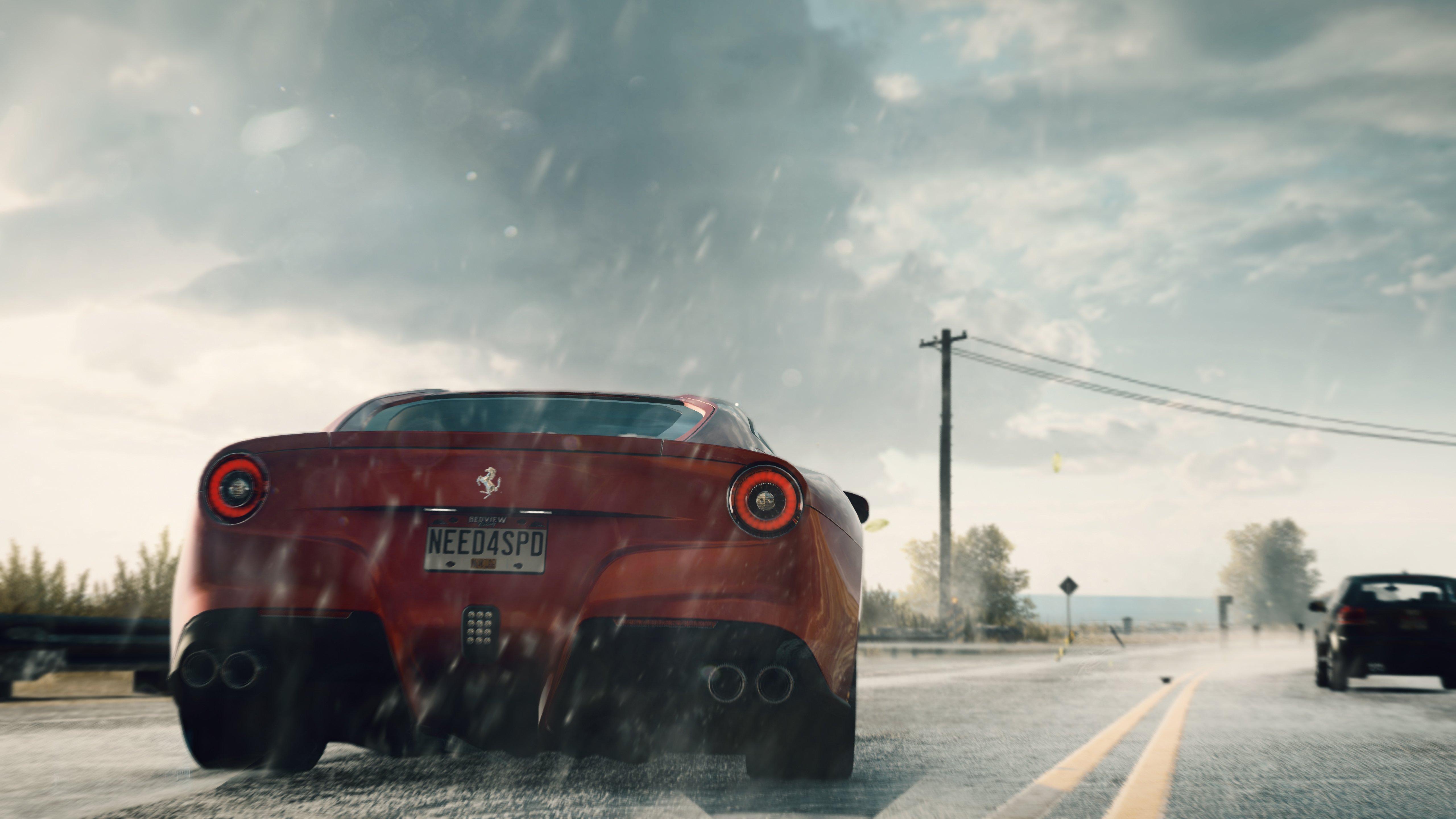 Need for Speed: Rivals - скачать бесплатно торрент