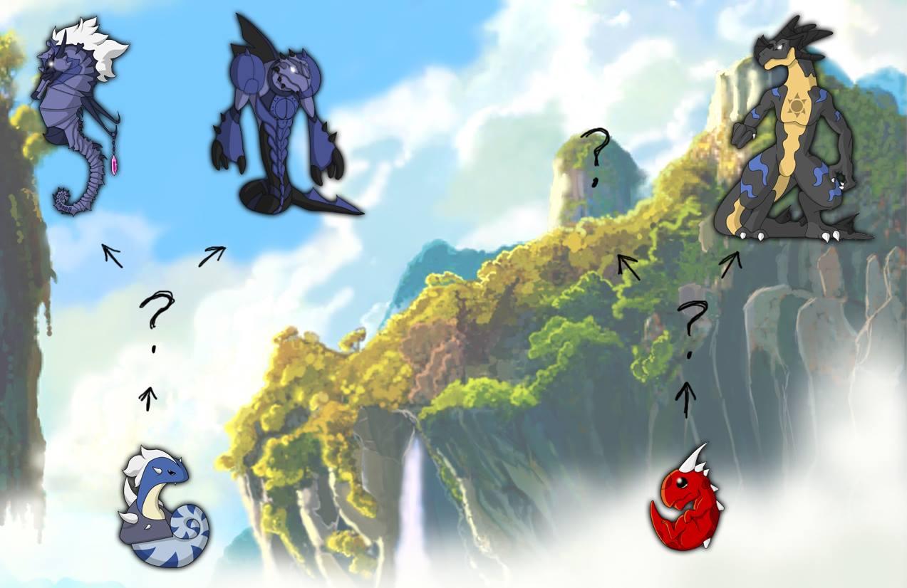 Древа эволюций Toby's Island - Изображение 4