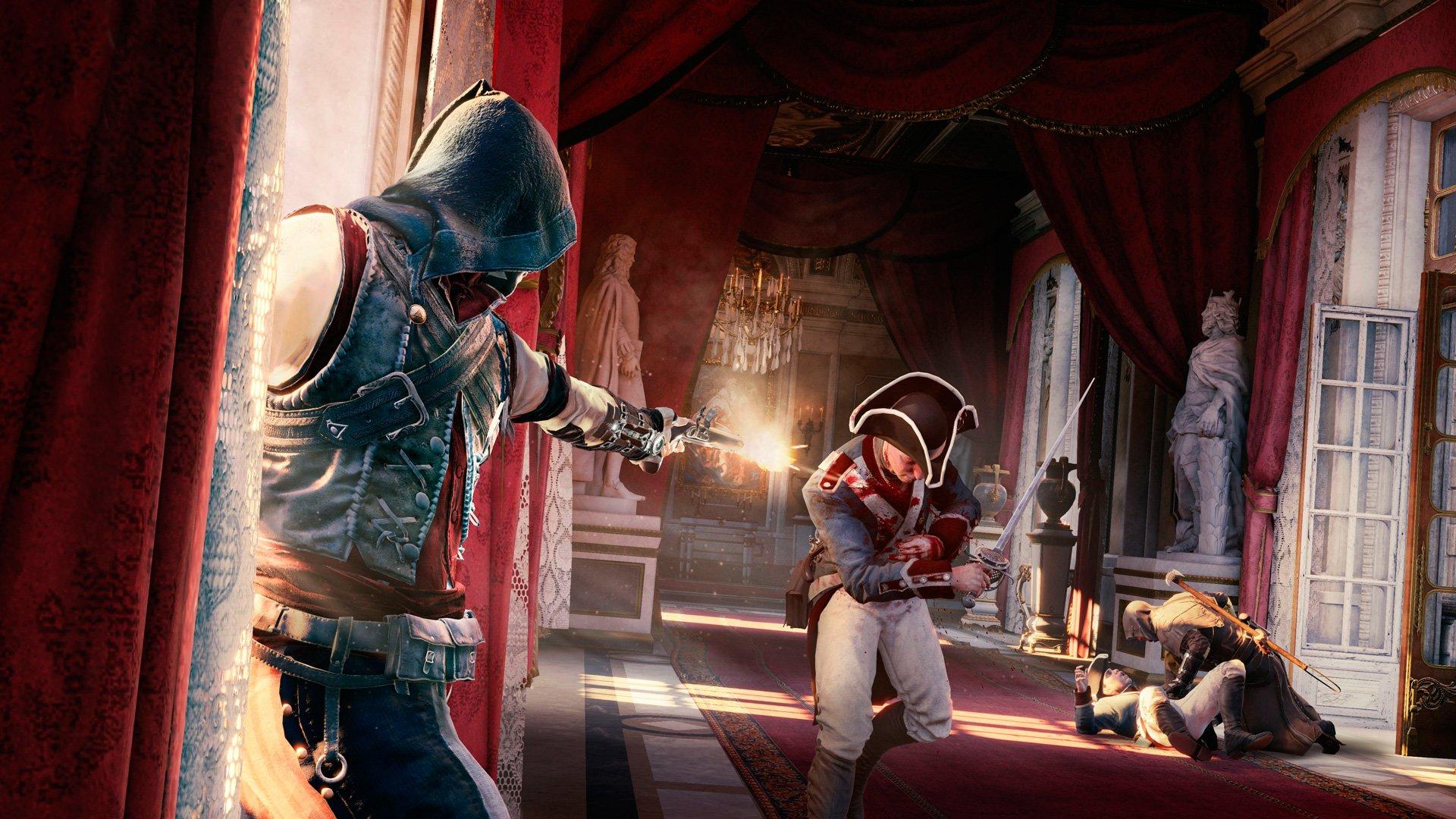Скриншоты Assassin's Creed: Unity в 4K. - Изображение 1