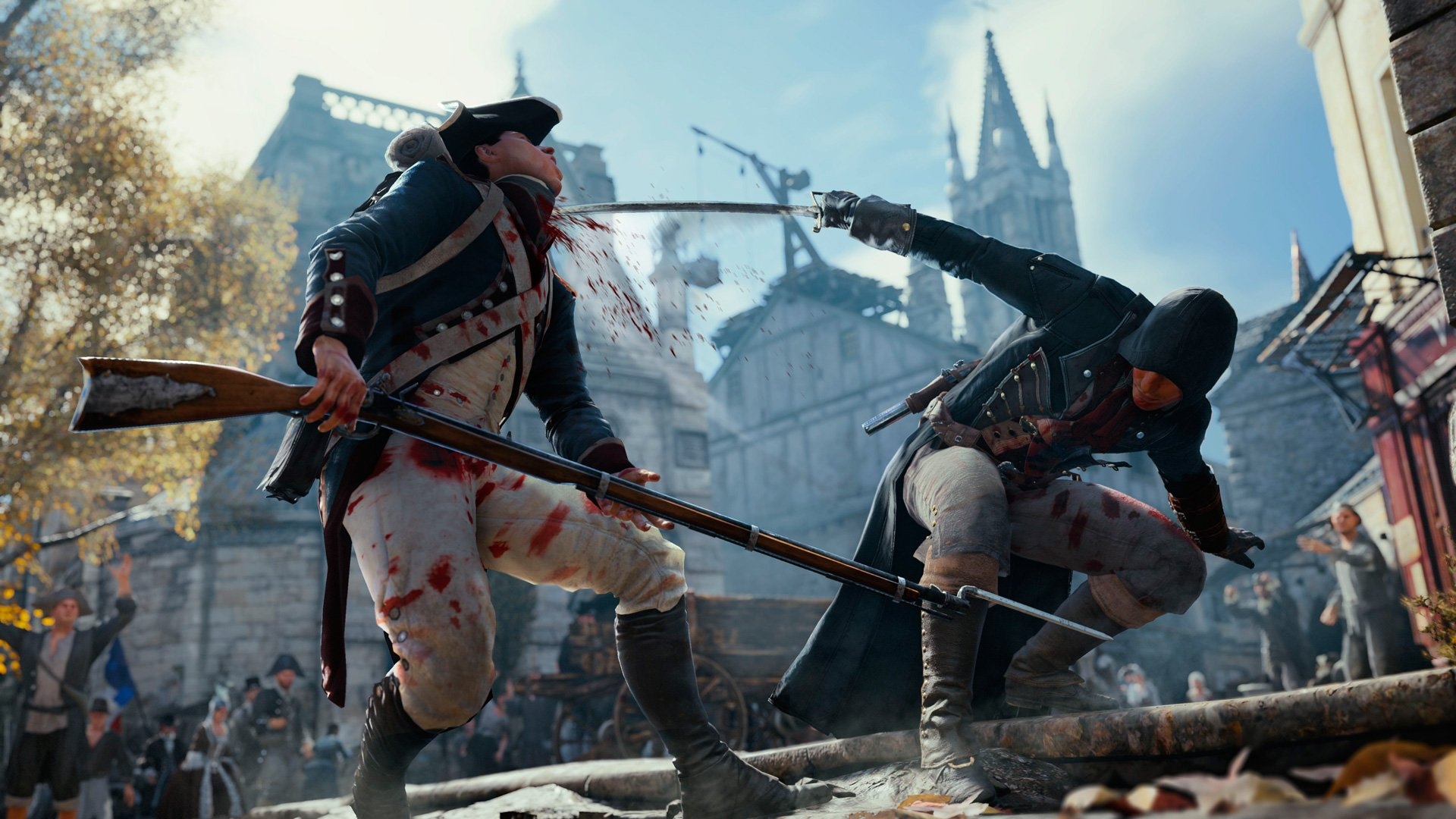 Скриншоты Assassin's Creed: Unity в 4K - Изображение 2
