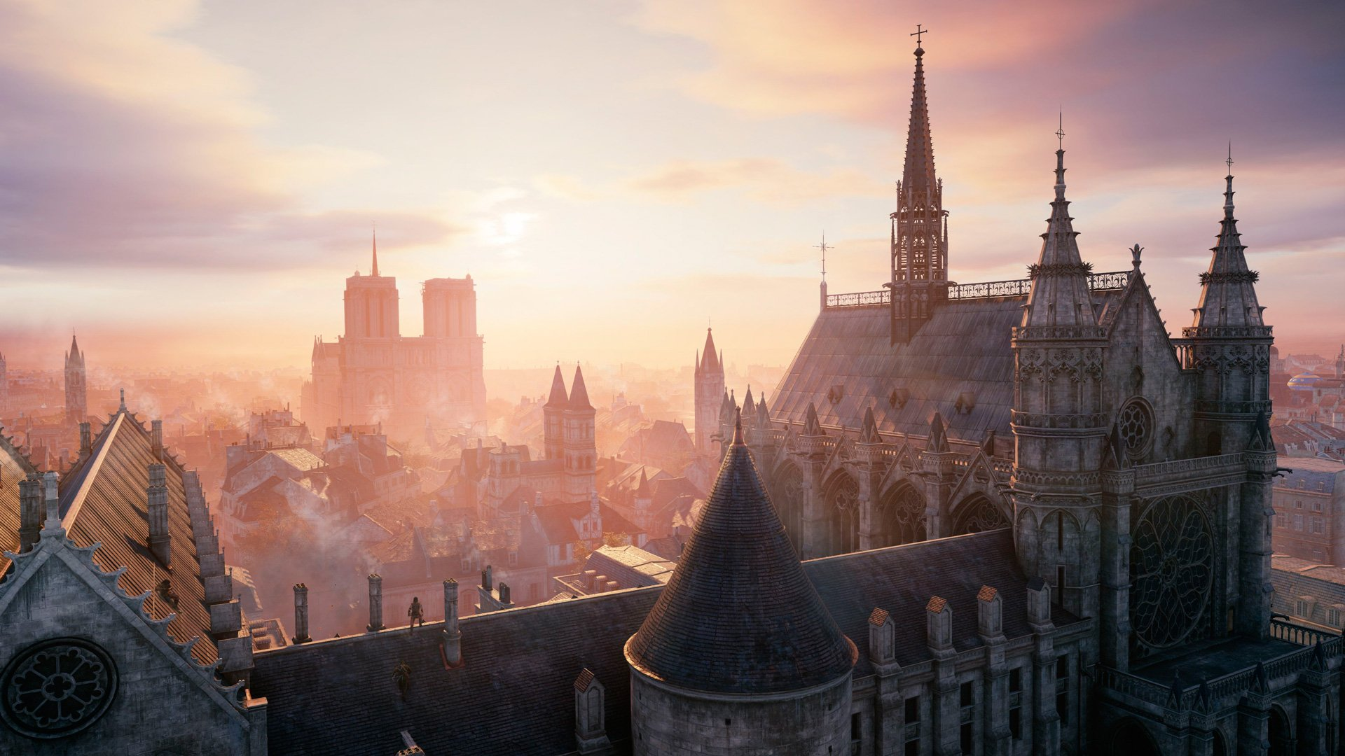 Скриншоты Assassin's Creed: Unity в 4K - Изображение 4