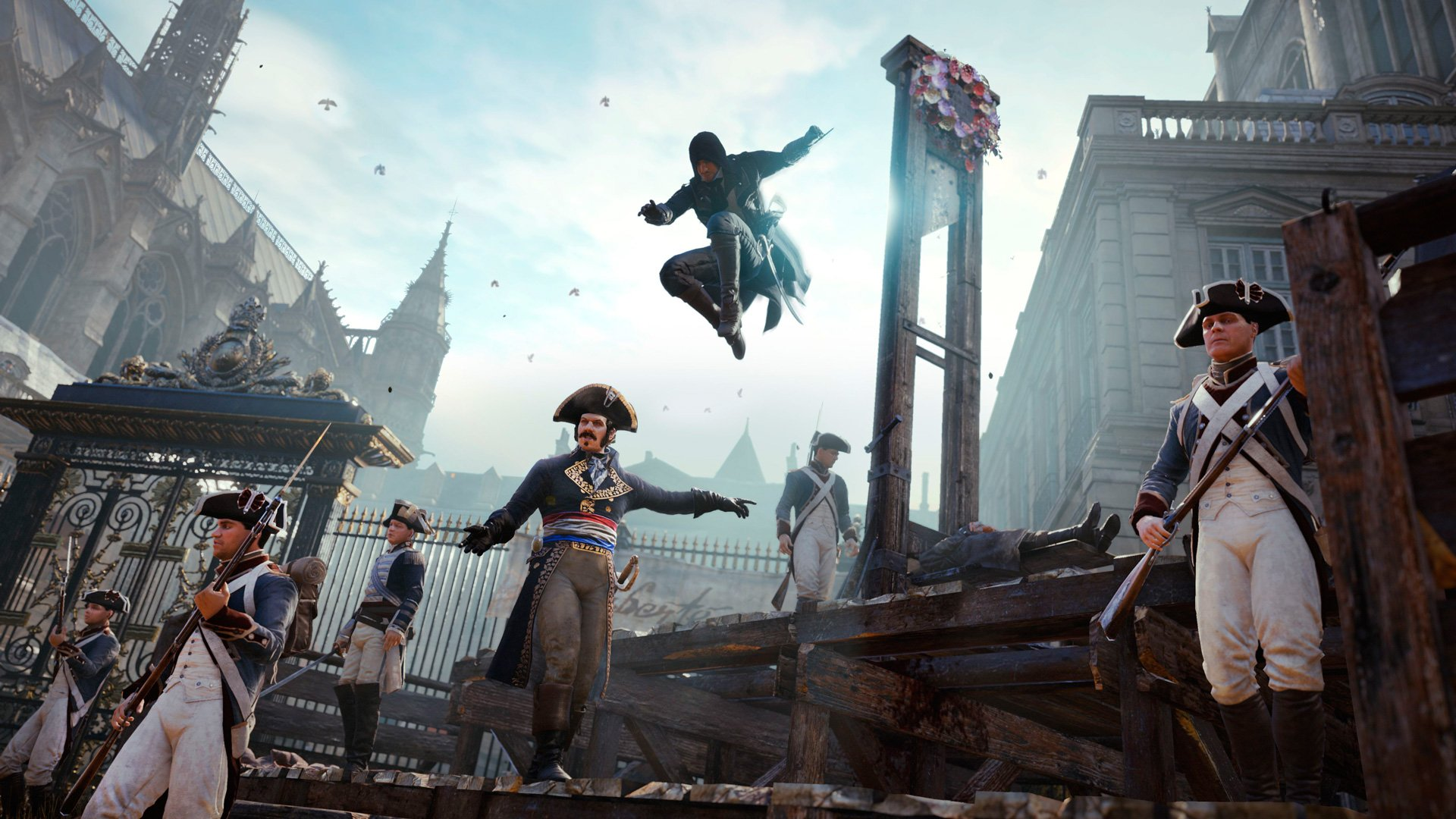 Скриншоты Assassin's Creed: Unity в 4K - Изображение 6