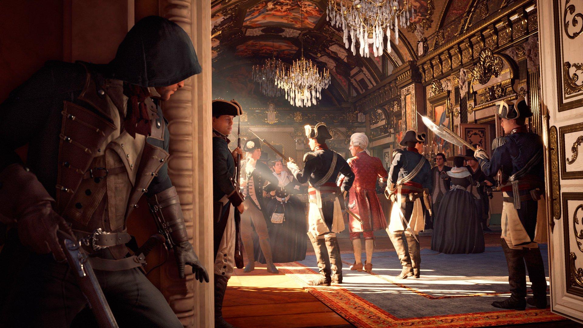 Скриншоты Assassin's Creed: Unity в 4K. - Изображение 3