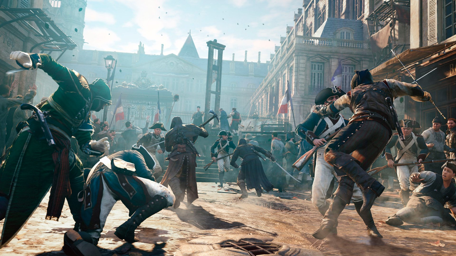 Скриншоты Assassin's Creed: Unity в 4K - Изображение 5