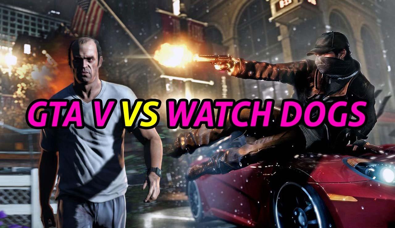 Что лучше GTA 5 vs Watch Dogs ? - Изображение 1