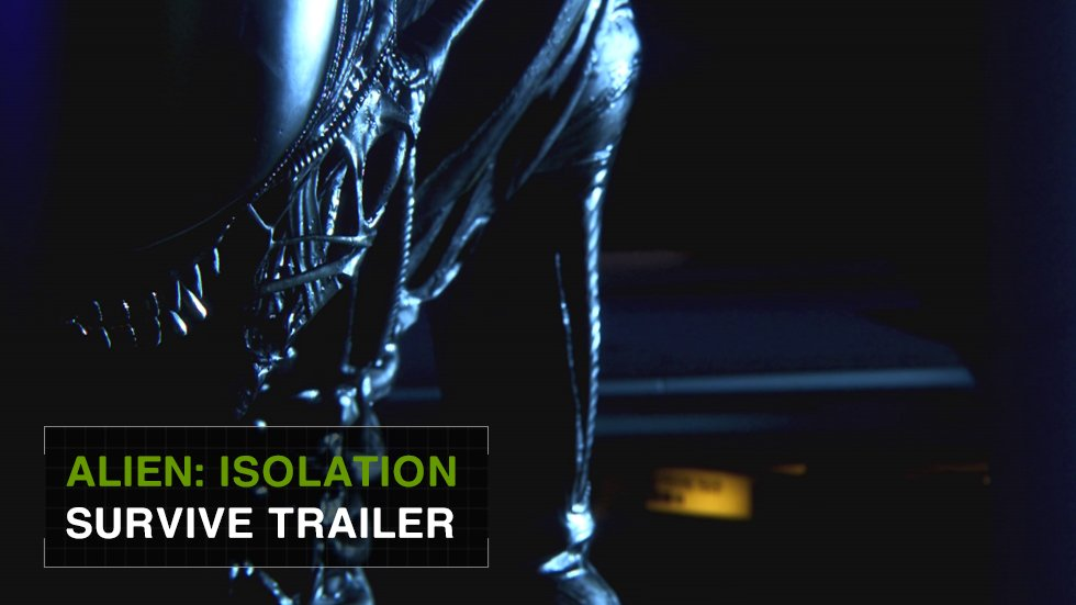 "Alien: Isolation Official E3 Gameplay Trailer -- ""Survive"" - Изображение 1"