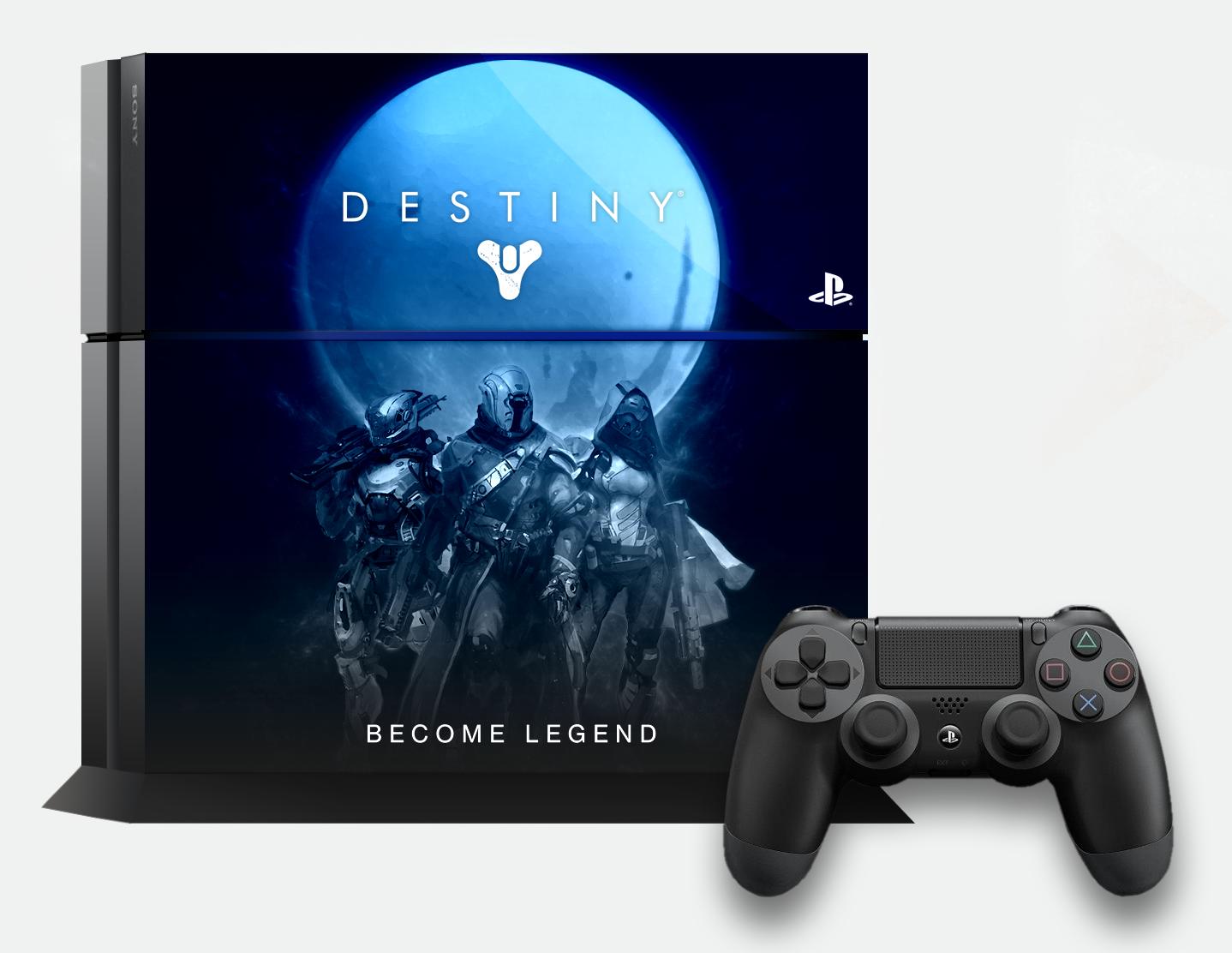 Геймплейные скрины Destiny Alpha PS4 - Изображение 1