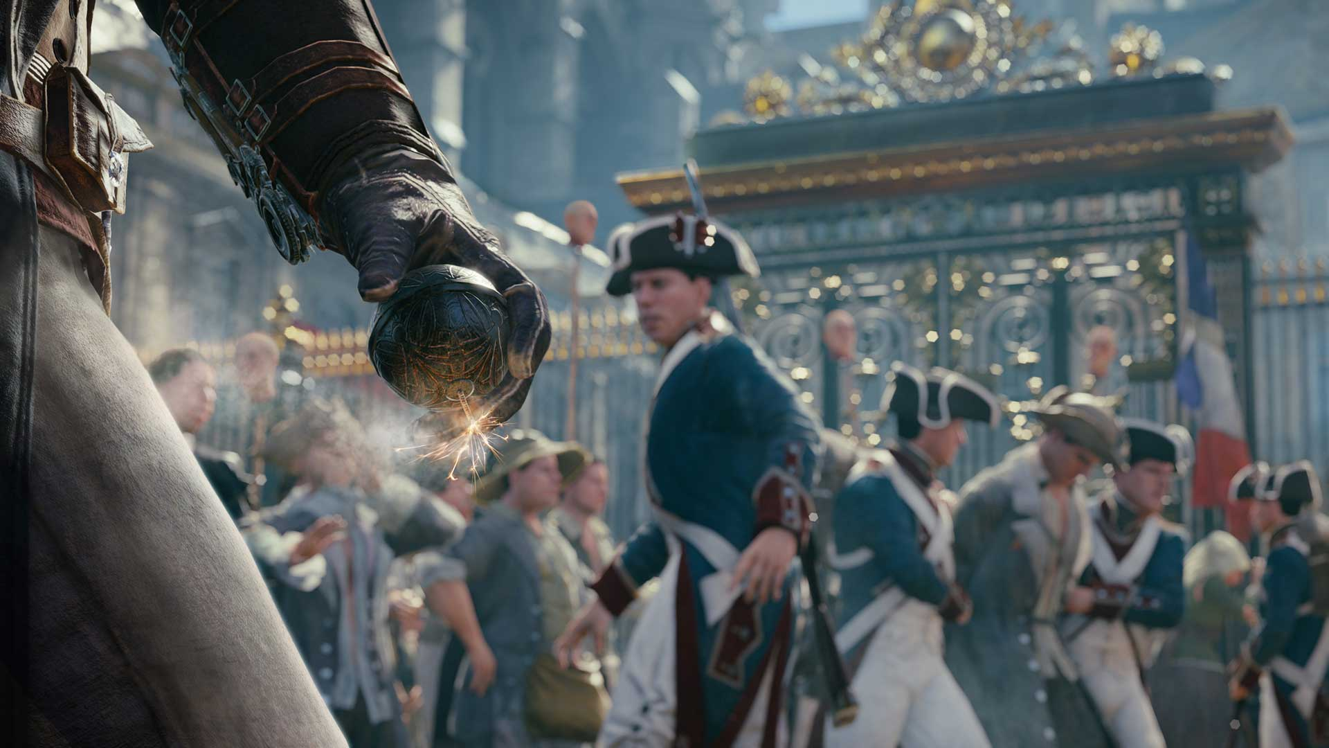 Подробности Assassin's Creed Unity - Изображение 1