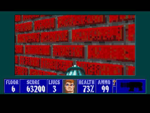 порт Wolfenstein 3D на Sega MegaDrive –играть надо с драйвом! - Изображение 1