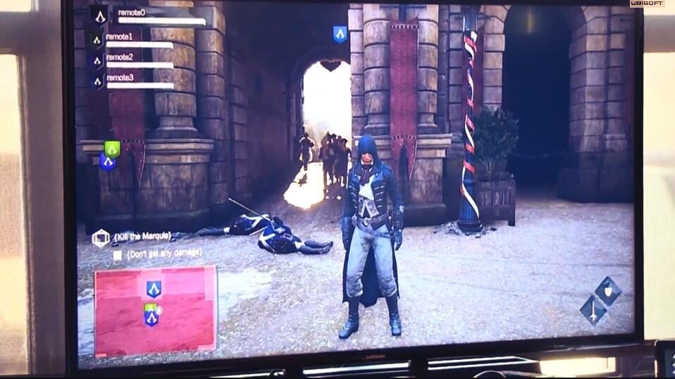 "Оффскрин-скриншот ""Assassin's Creed: Unity"". - Изображение 1"