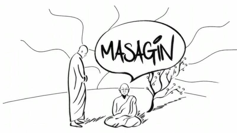 Манах спросил: Что есть Будда? - Masagin! - Изображение 1