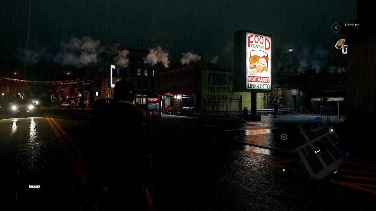 Первый полноценный мини мод для WD E3 Bloom +Динамические тени  - Изображение 2