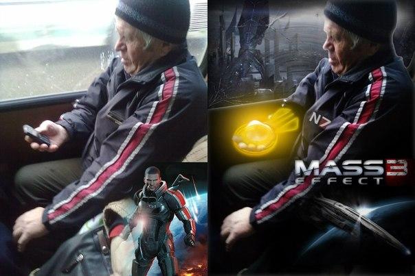 Возможно новый главный герой Mass Effect 4 - Изображение 1