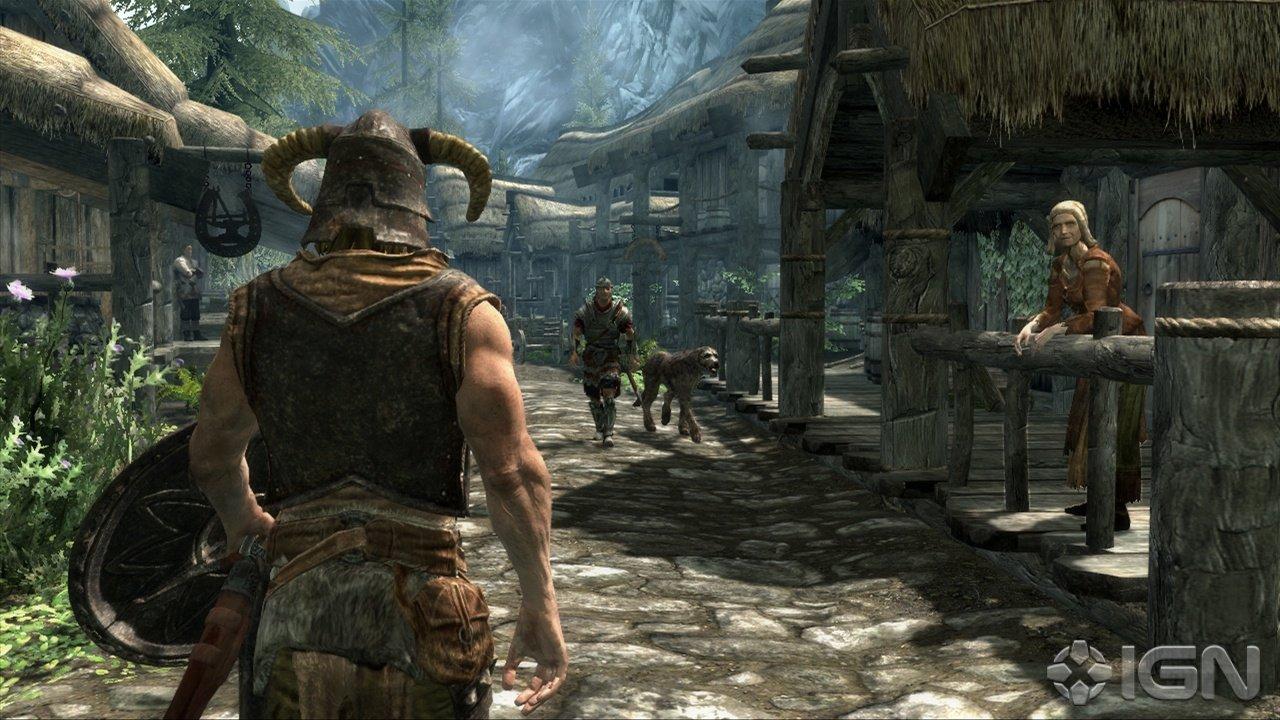 Титаны жанра: The Elder Scrolls - Изображение 7