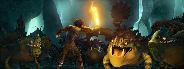 Рецензия. «Как приручить дракона 2» Обязателен к просмотру! - Изображение 4