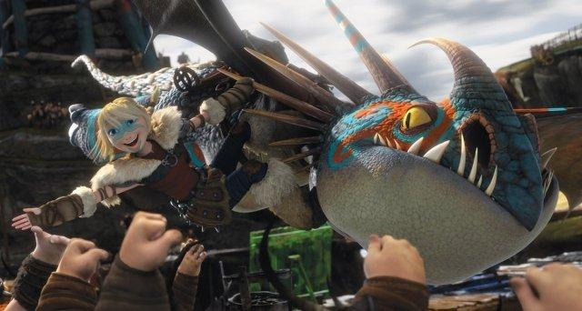 Рецензия. «Как приручить дракона 2» Обязателен к просмотру! - Изображение 5