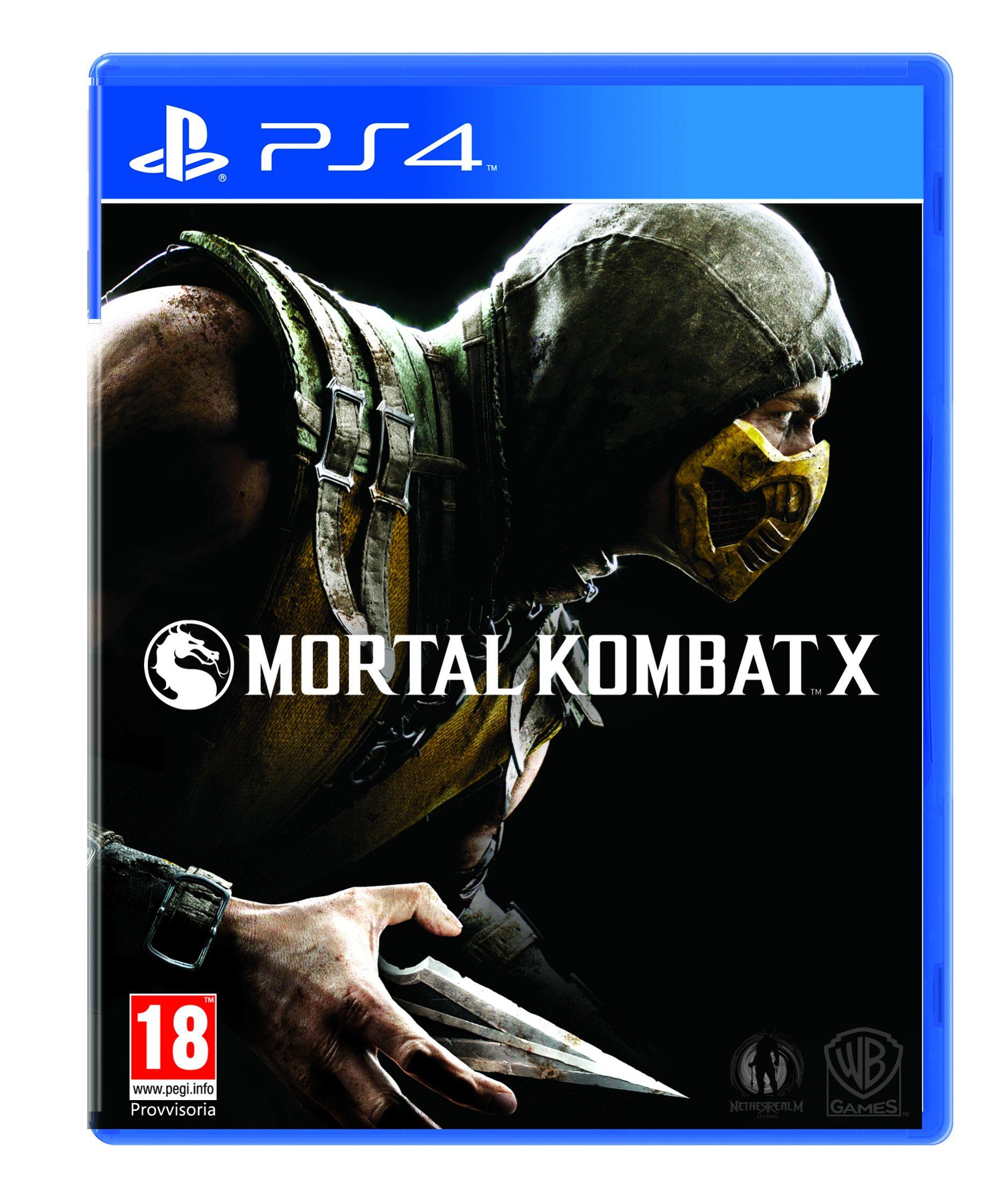 Mortal Kombat X: Первые подробности из официального пресс-релиза, арты и бокс-арт - Изображение 3
