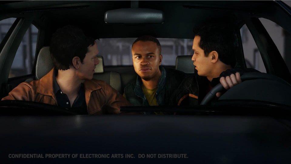 Трое в машине - Изображение 1