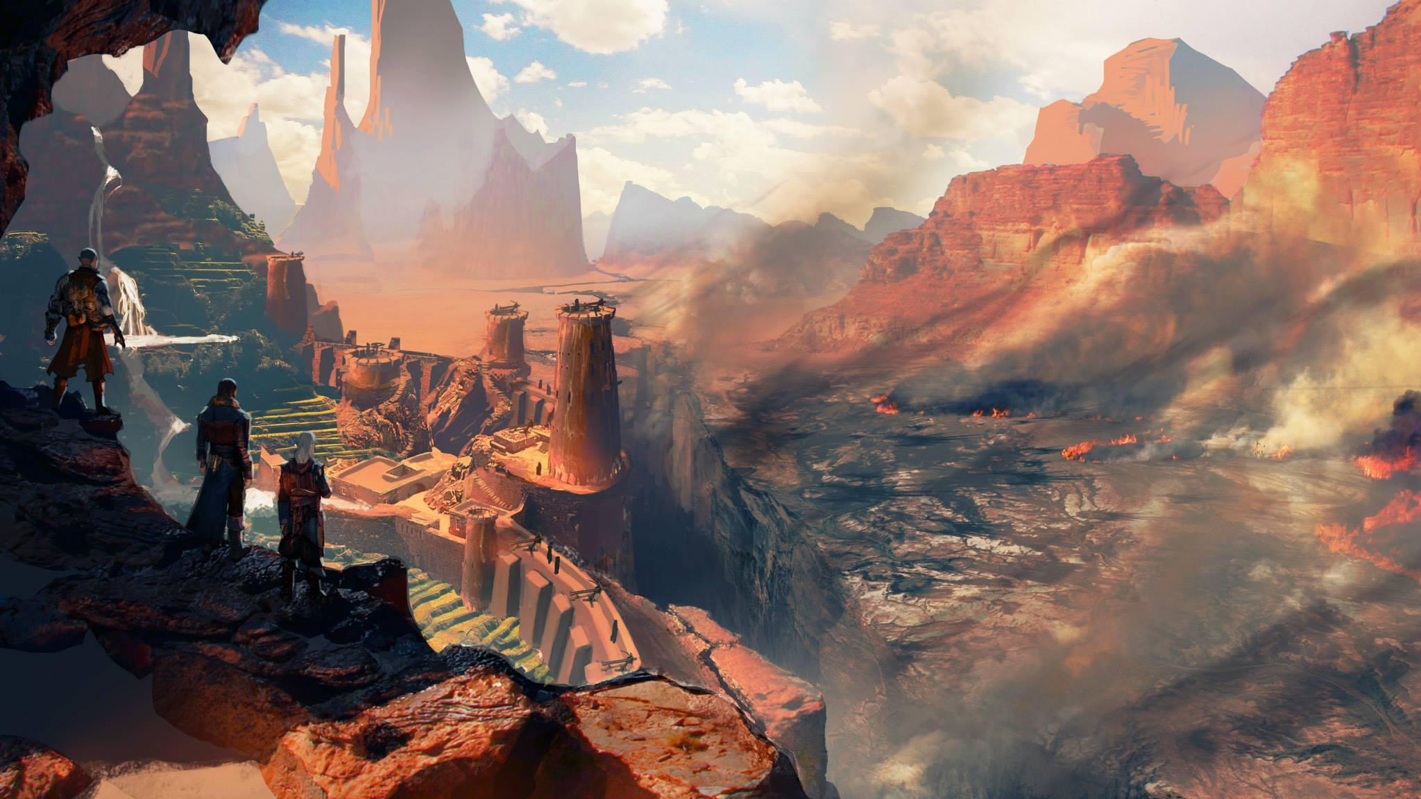 Мафия #6: Dragon Age. Завязка - Изображение 4