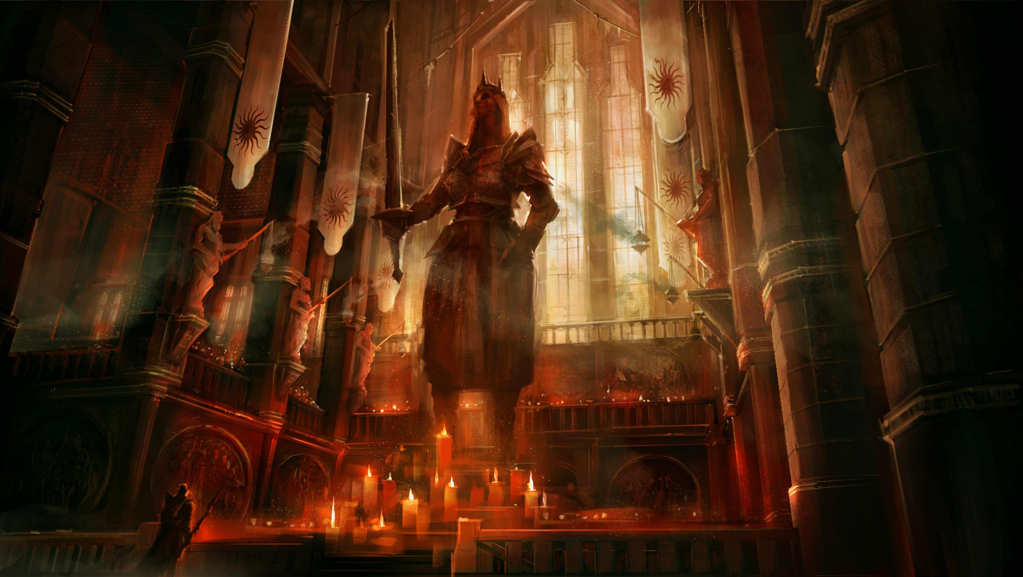Мафия #6: Dragon Age. Завязка - Изображение 8