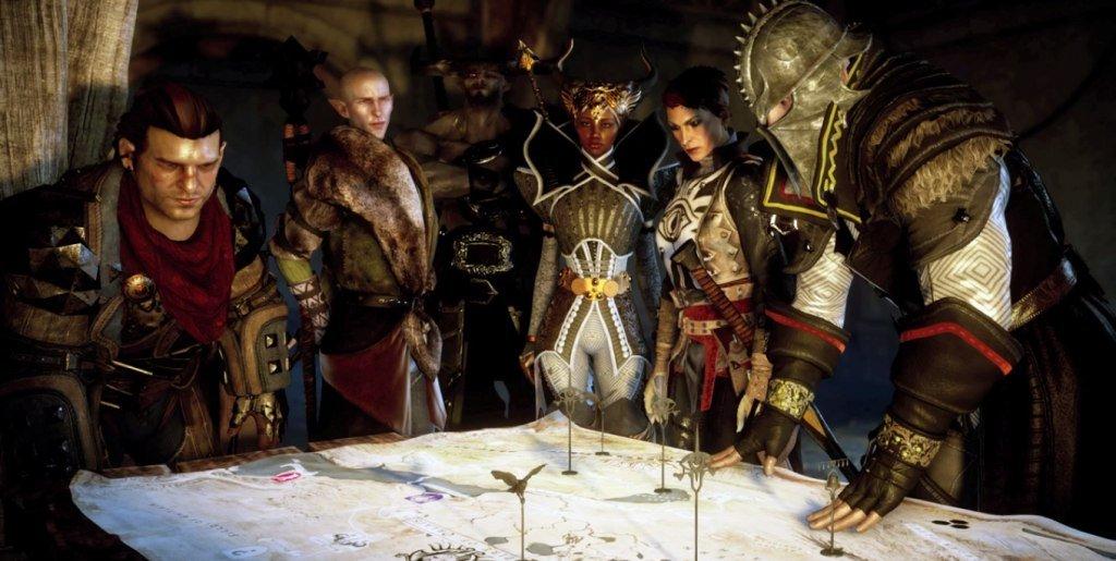 Мафия #6. Dragon Age. День 1 - Изображение 3