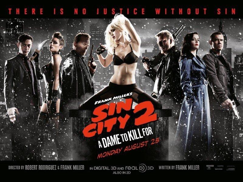 Билборд Sin City 2 - Изображение 1