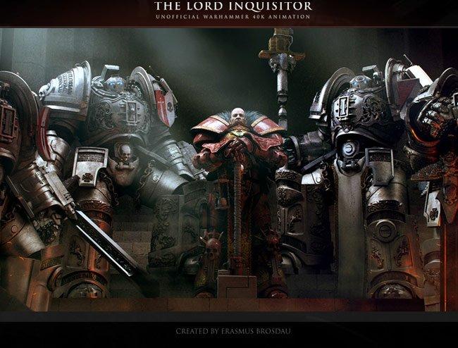 The Lord Inquisitor (Warammer 40k) новый видео тизер! - Изображение 1