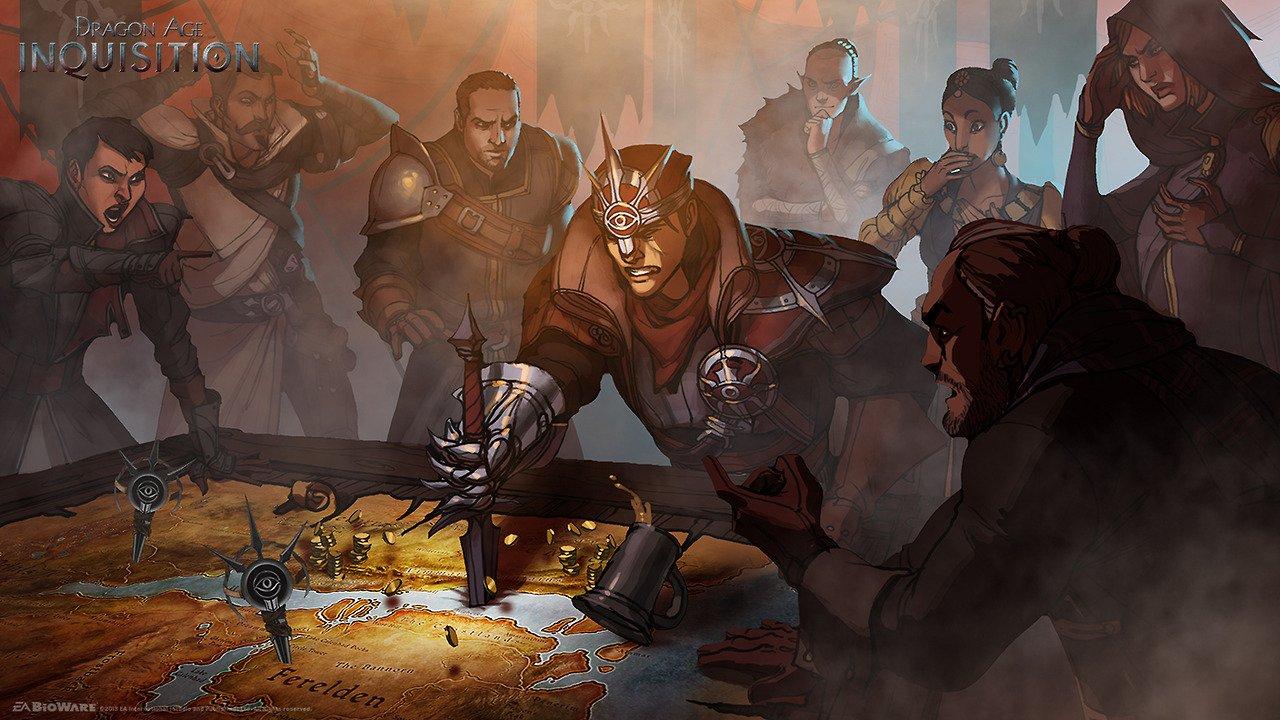 Мафия #6. Dragon Age. День 2.  - Изображение 3