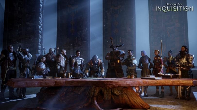 Мафия #6. Dragon Age. День 1 - Изображение 7