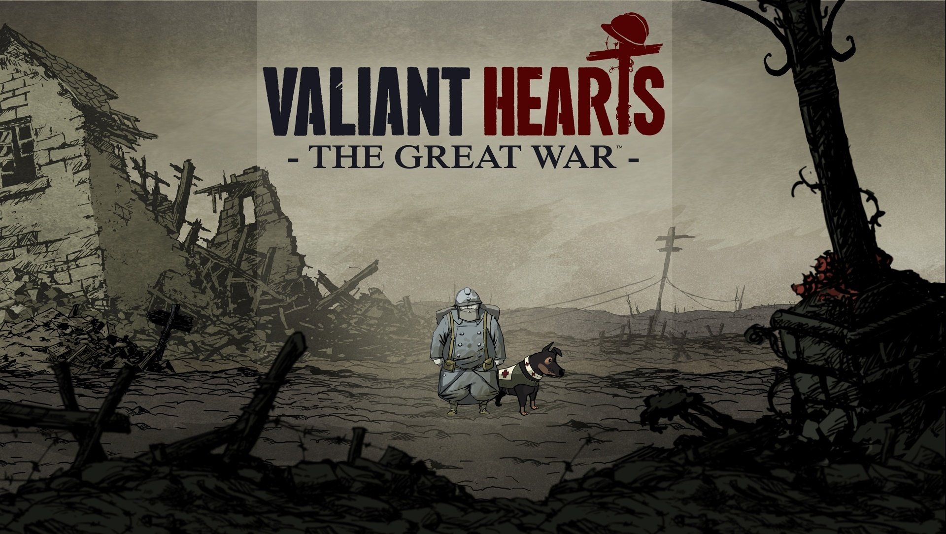 "Оценки ""Valiant Hearts: The Great War"".
