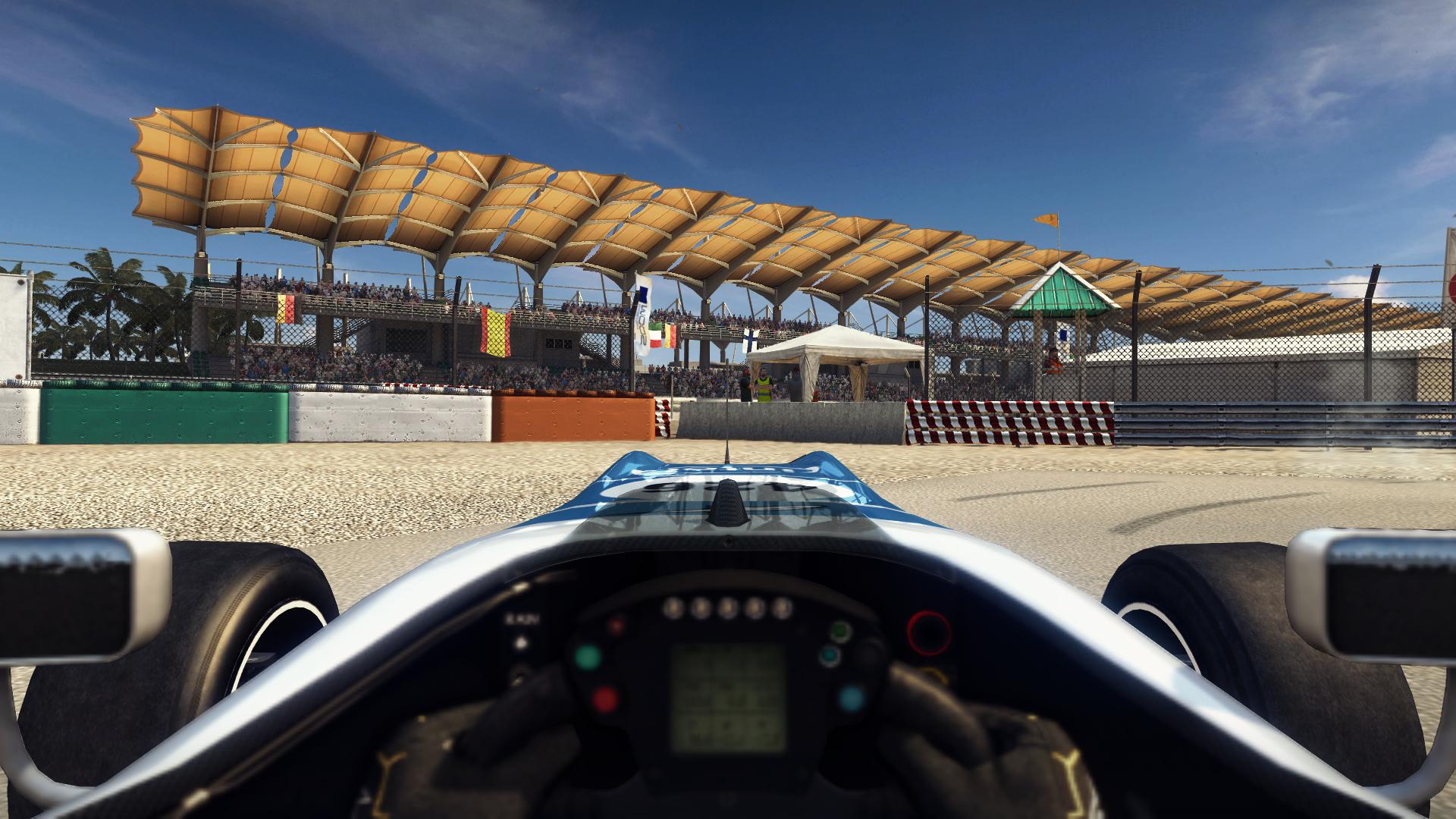 GRID Autosport или как Codemaster разучились делать игры о автомобилях. - Изображение 2