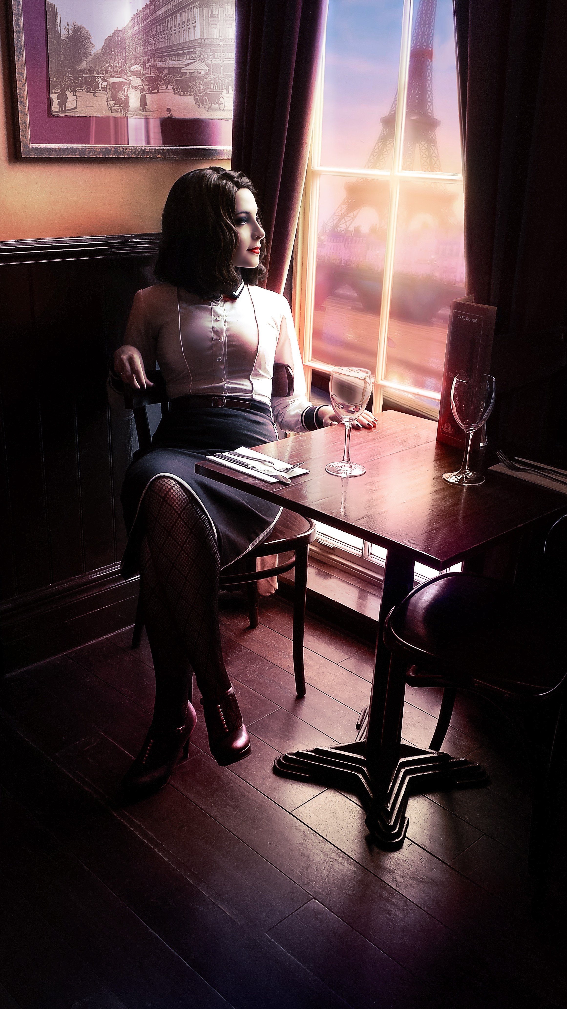 Элизабет из Парижа.  - Изображение 1