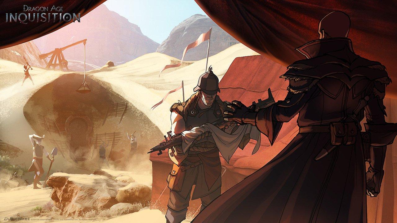 Мафия #6. Dragon Age. День 3 - Изображение 10