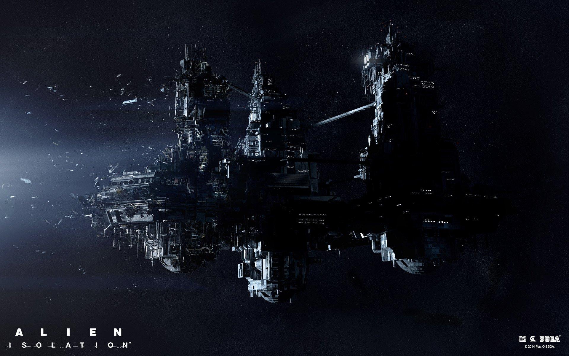 Alien: Isolation-Пятнадцати часовой страх. - Изображение 1