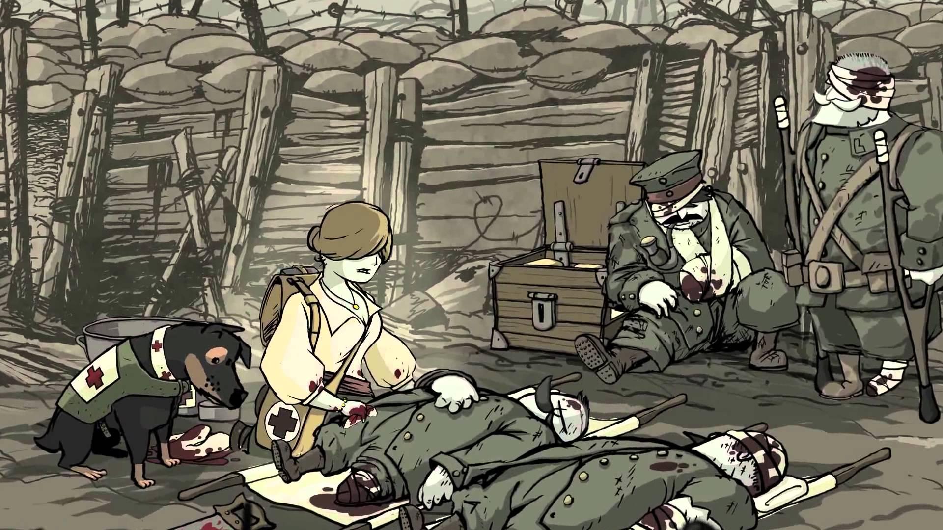Valiant Hearts: Великая война - Изображение 1