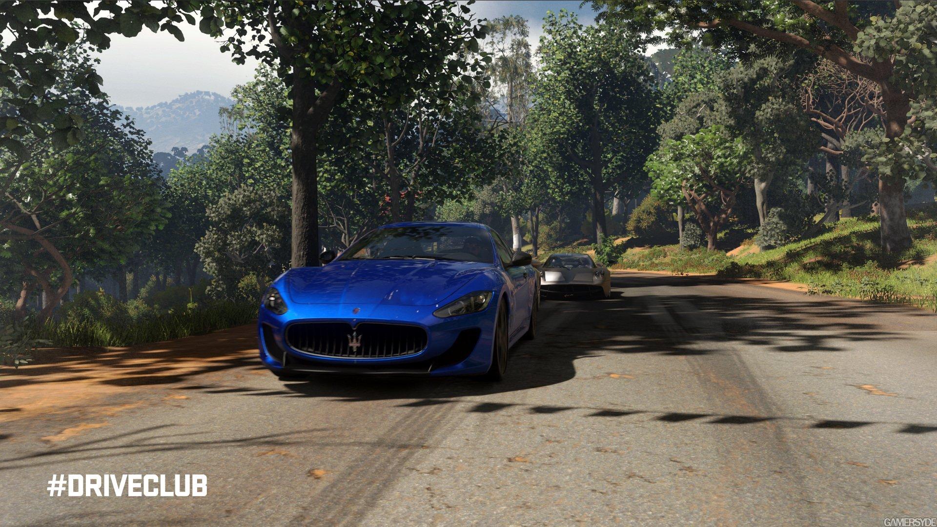 Driveclub vs Forza Horizon 2 - Изображение 1