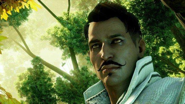 Ну понеслась гейская душа ! BioWare представила первого гей персонажа для Dragon Age: Inquisition. - Изображение 1