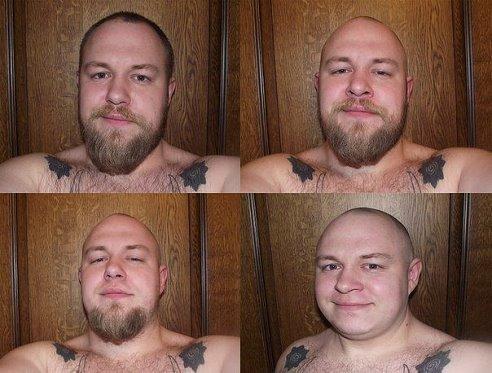 ВОООт,без бороды печально.. - Изображение 1