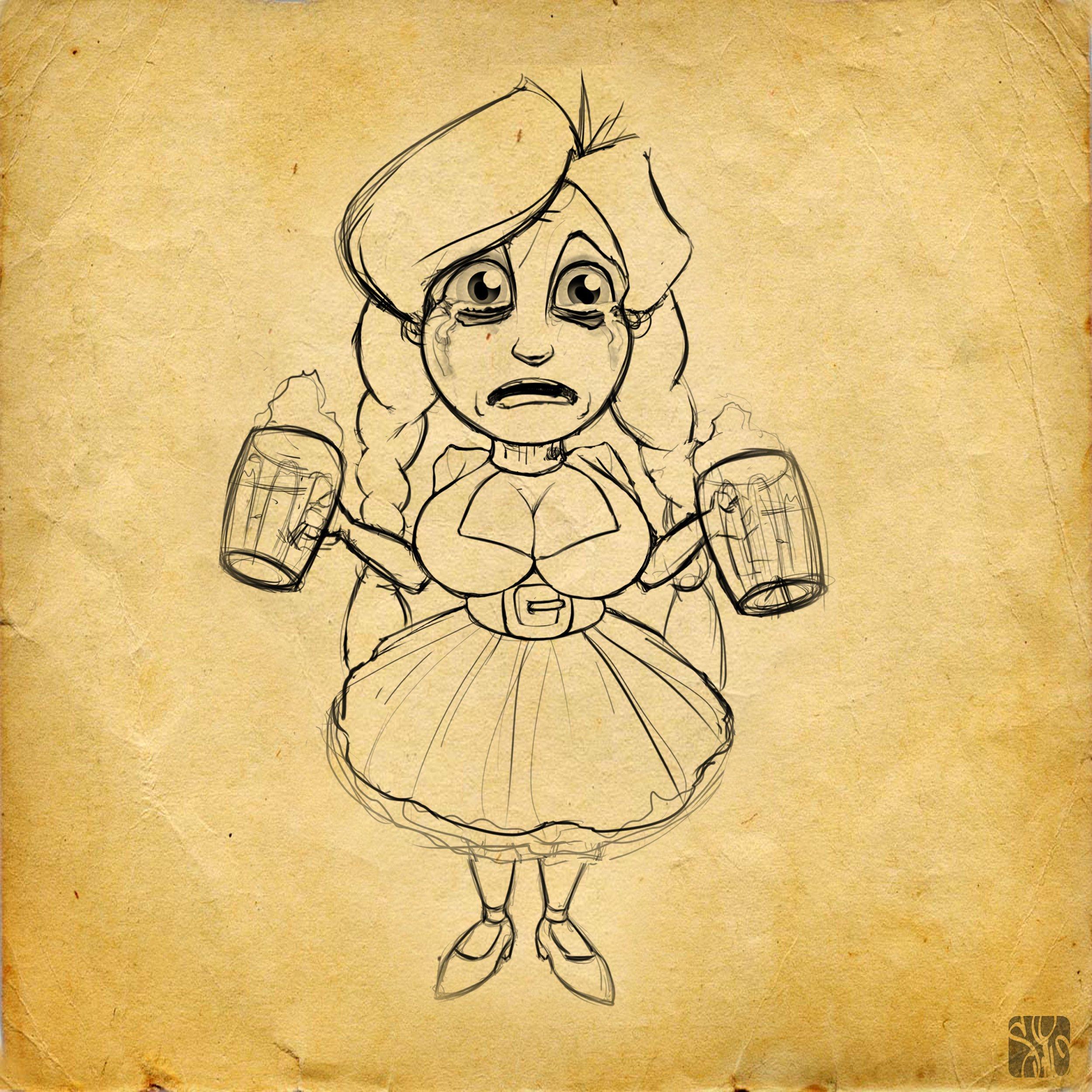 Сказка о Зайчике и Лисичке, или проблема поиска художника для мобильного приложения. - Изображение 7