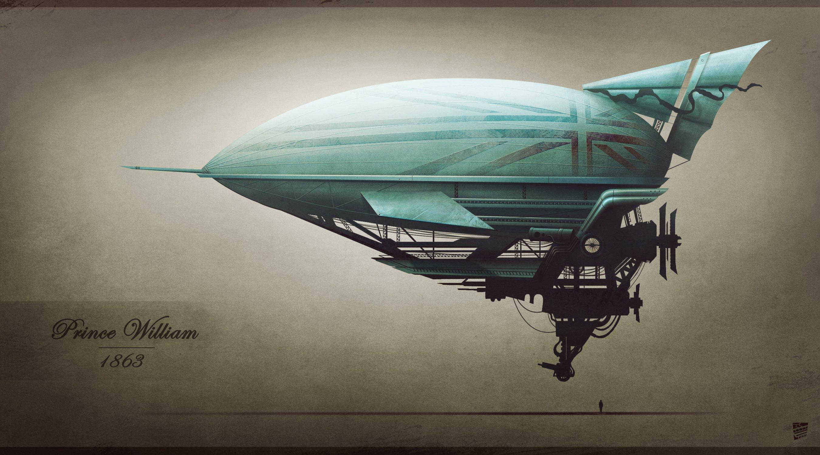 Я тут как-то выкладывал свой небольшой концепт британского летательного аппарата, и некоторые из ребят просили и сл ... - Изображение 2