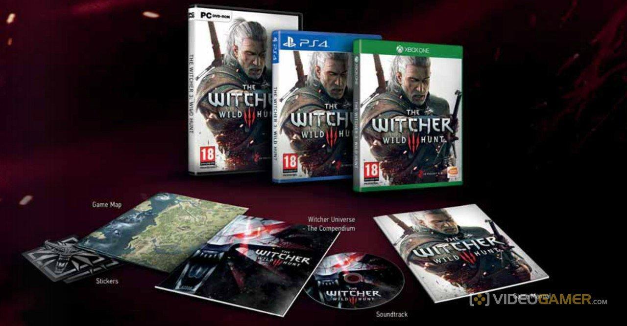 Утечка изображения с бонусами предзаказа The Witcher 3 - Изображение 1