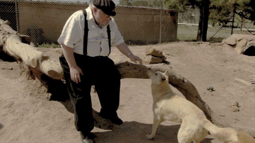 Джордж Р. Р. Мартин запустил сбор пожертвований для волчьего питомника в Нью-Мексико. - Изображение 1