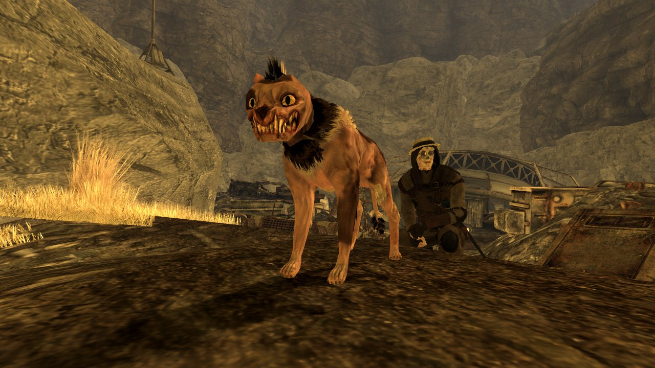 Релиз русификации неофициального дополнения для Fallout: New Vegas - Beyond Boulder Dome. - Изображение 4