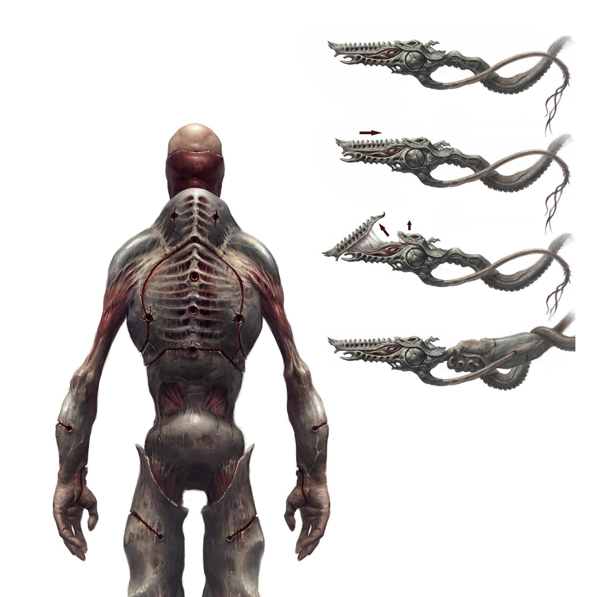 Концепт-арты нового эксклюзивного хоррора для PS4 от Sony Bend. - Изображение 3
