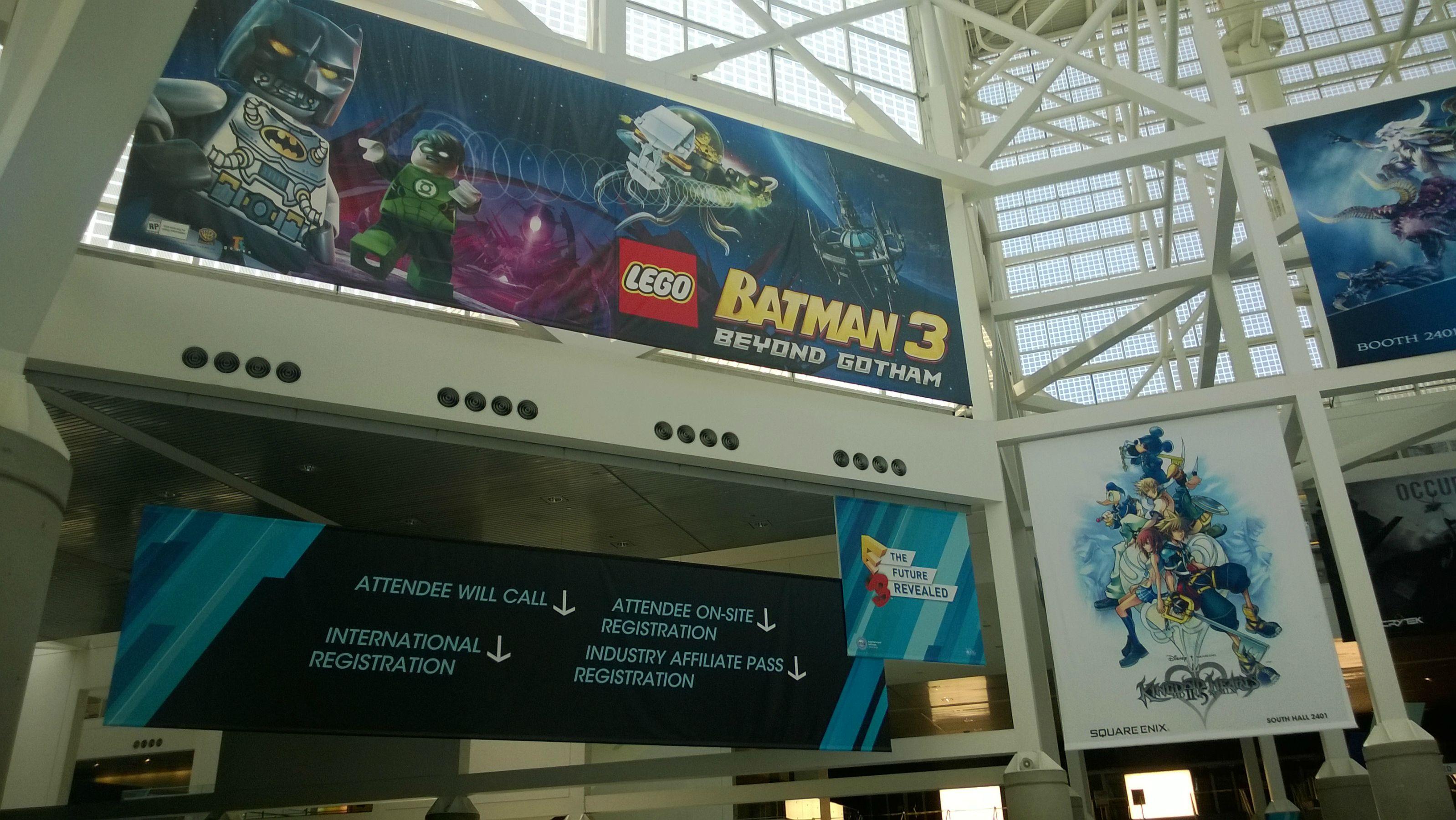 Фотографии с места проведения E3 2014 - Изображение 30