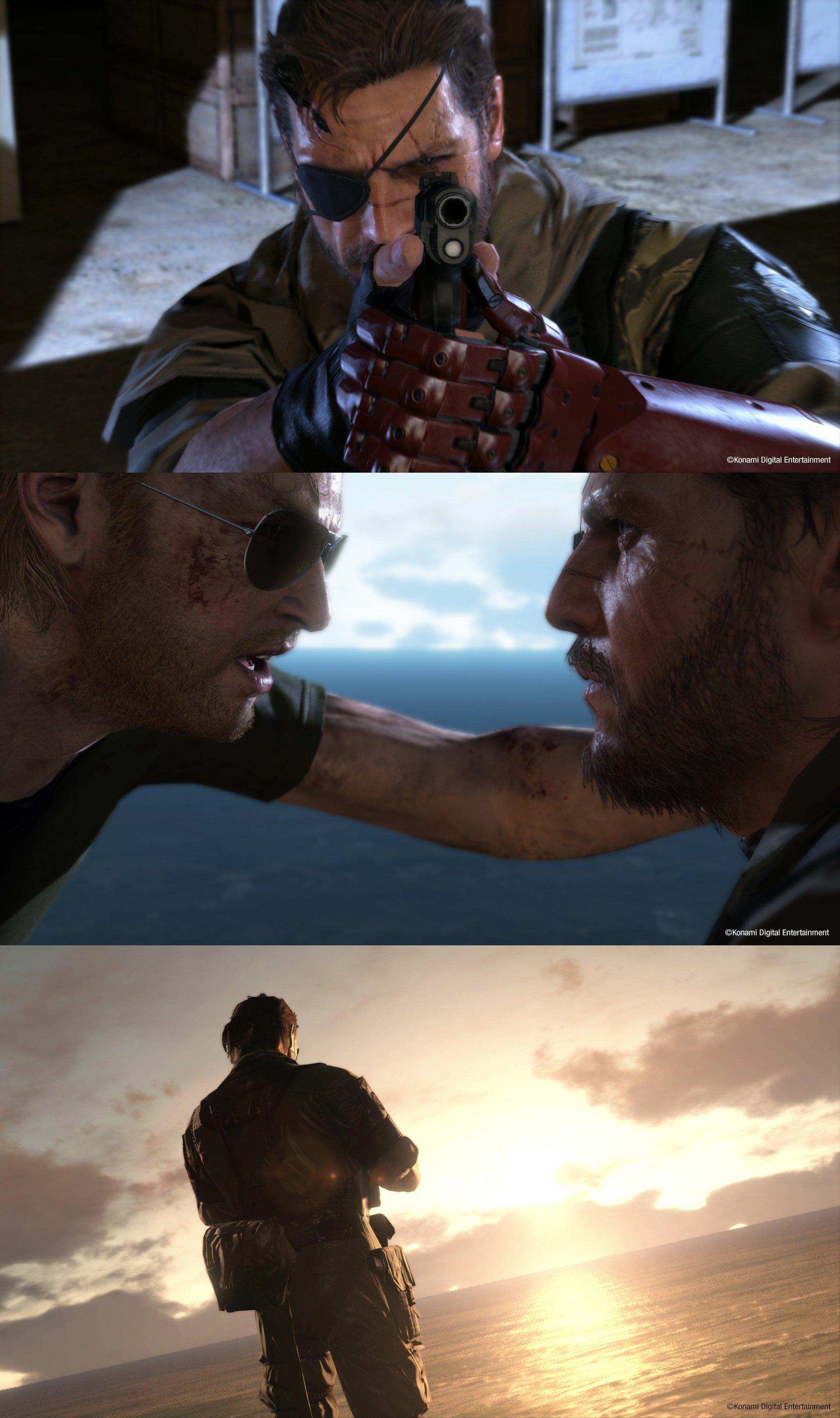 Новые скриншоты MGS 5: Phantom Pain. - Изображение 1