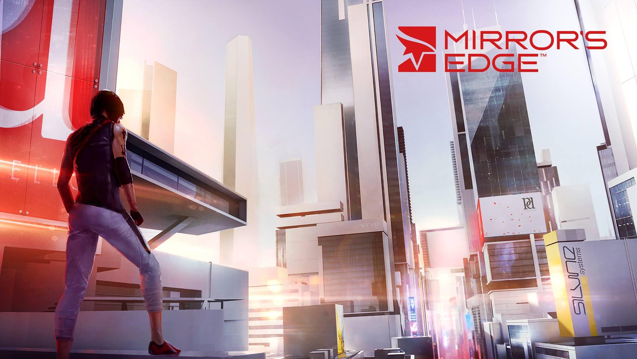 Конецпт-арт нового Mirror's Edge - Изображение 1