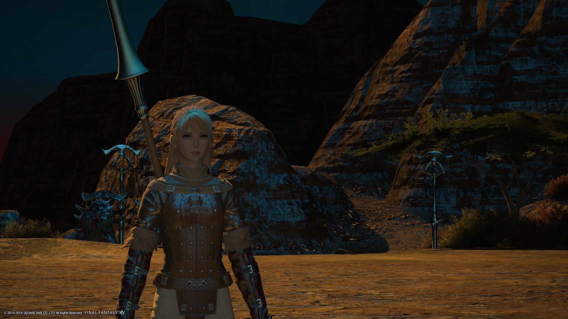 Гайд по игре Final Fantasy XIV: A Realm Reborn - Изображение 2